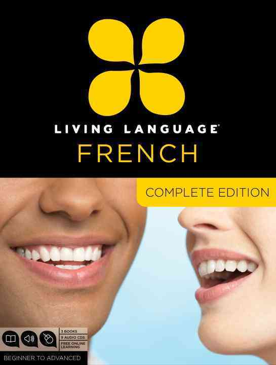 Living Language French By Living Language (COR)/ Malkin, Shaina (EDT)/ Boucher, Christine (EDT)/ Hazelton, Cindy (EDT)